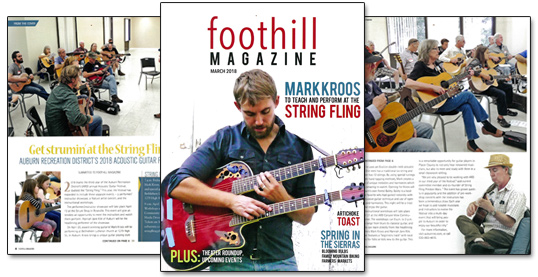 Foothills Magazine